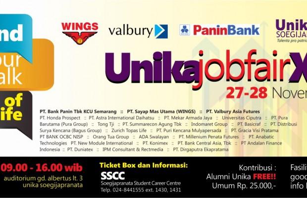 Job Fair Unika