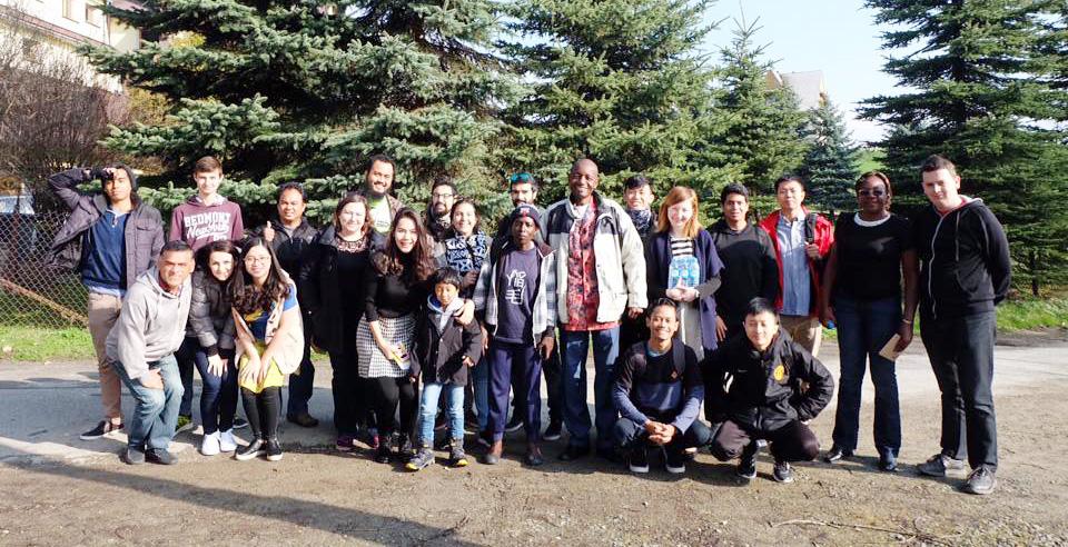 Mahasiswa UNNES Wakili Indonesia di Seminar Robotika di Polandia